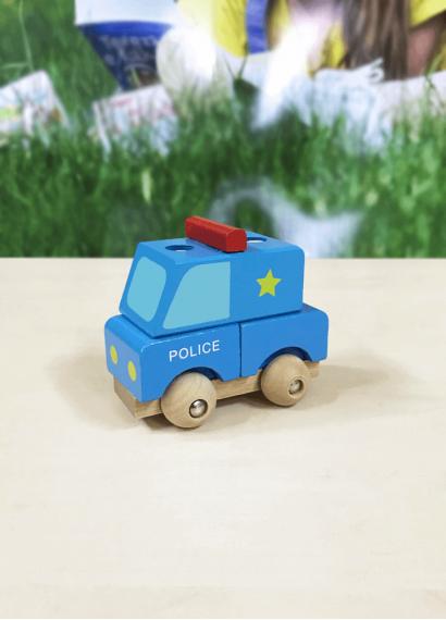 Mini 3D puzzle - Policia