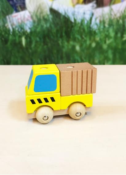 Mini 3D puzzle - Punëtori
