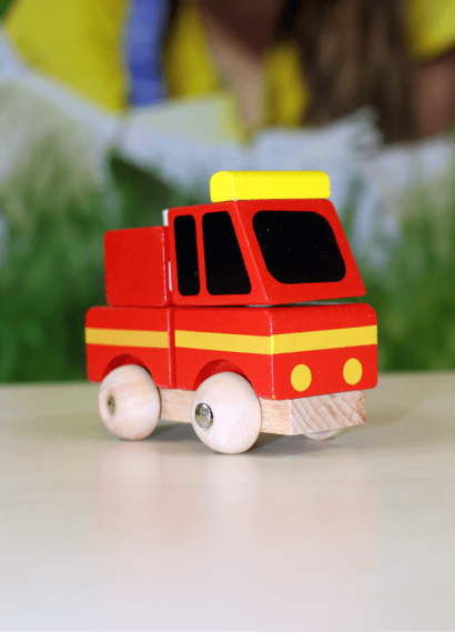 Mini 3D puzzle - Zjarrfikës