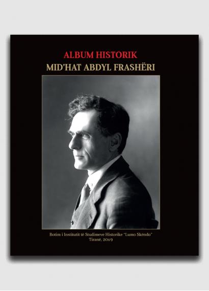Album historik. Mid`hat Frashëri