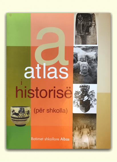 Atlas i historisë (për shkolla)
