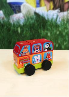 Minibuzi – Kafshët e lumtura