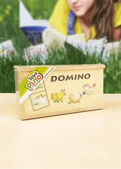 Domino - Ferma (28 pjesë)
