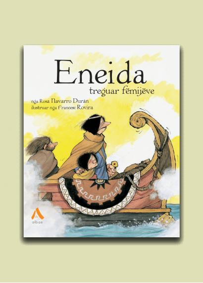 Eneida treguar fëmijëve