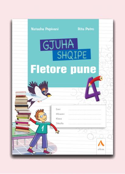 Fletore pune Gjuha shqipe 4