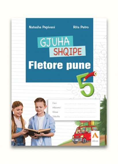 Fletore pune Gjuha shqipe 5