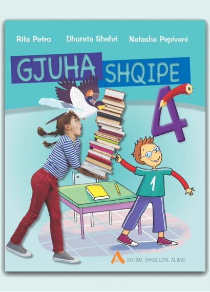 Gjuha shqipe 4 (digital)