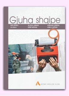 Gjuha shqipe 9 (digjital)