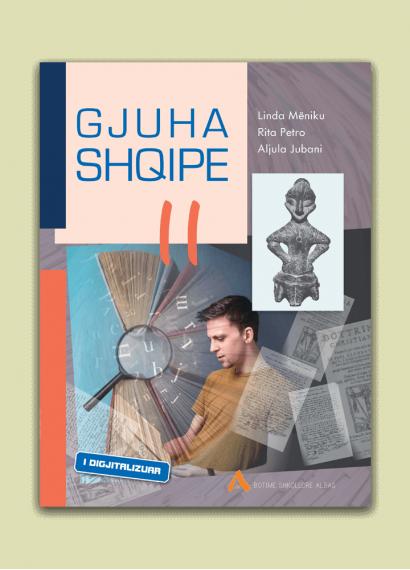 Gjuha Shqipe 11 (digital)