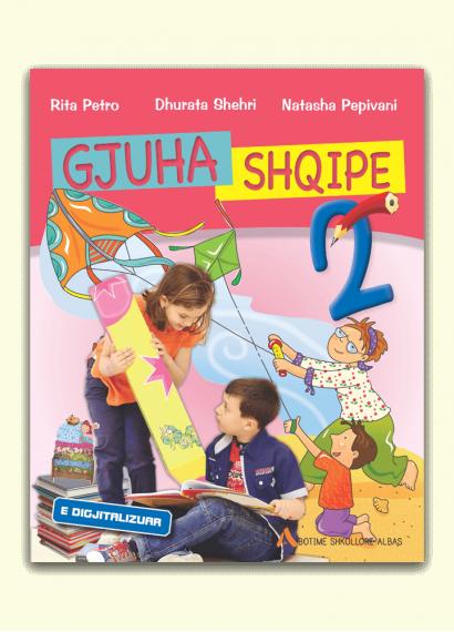 Gjuha Shqipe 2 (digital)