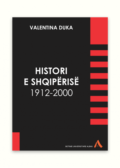Histori e Shqipërisë 1912-2000