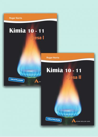 Kimia 10-11 Pjesa I & Pjesa II