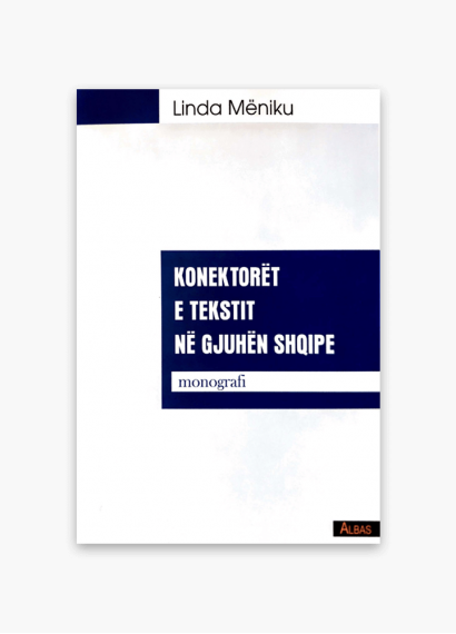 Konektorët e tekstit në gjuhën shqipe