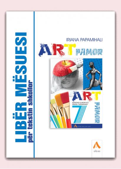Libër mësuesi për tekstin shkollor Art Pamor 7