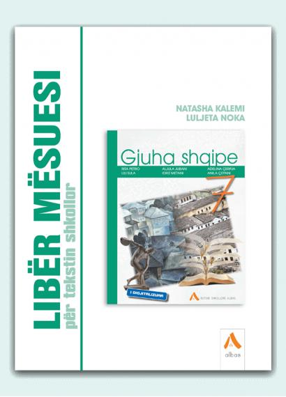 Libër mësuesi për tekstin shkollor Gjuha shqipe 7