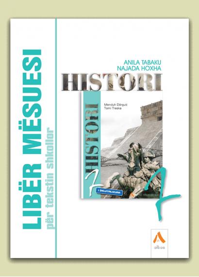 Libër mësuesi për tekstin shkollor Histori 7