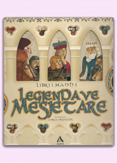 Libri i madh i legjendave mesjetare