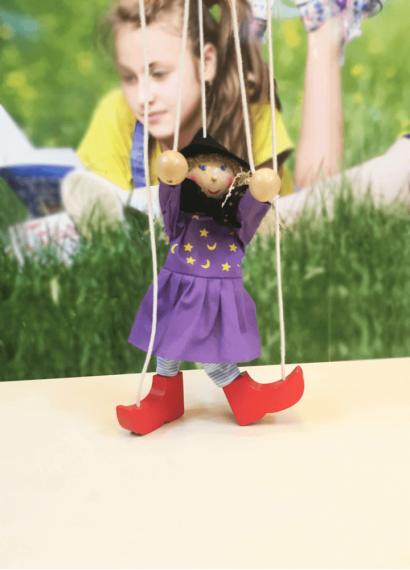Marioneta - Magjistari i Ozit