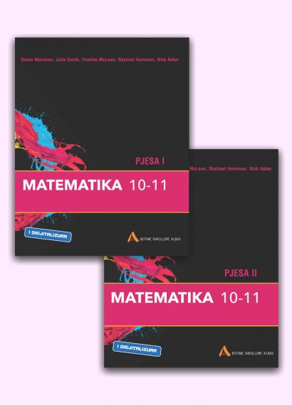 Matematika 10-11 Pjesa I & Pjesa II