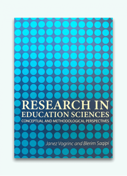Research in education sciences. Conceptual and methodological perspectives