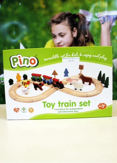 Set treni me hekurudhë